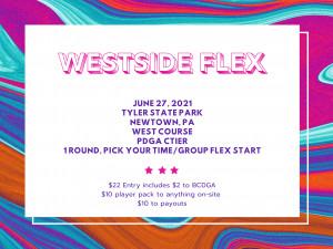 Westside Flex graphic