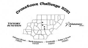 Crosstown Challenge 2021 graphic