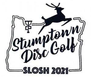 Stumptown Slosh #6 Presented By Dynamic Discs graphic