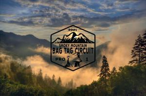 Smoky Mountain Bag Tag Circuit E2 graphic