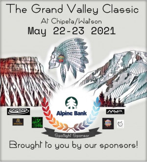 Alpine Bank Grand Valley Classic at Chipeta & Watson Island graphic