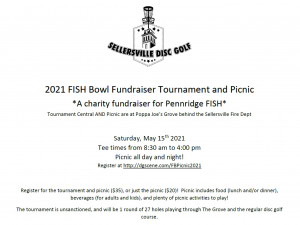 Fish Bowl Picnic Fundraiser graphic
