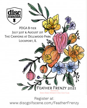 Feather Frenzy 2021 graphic