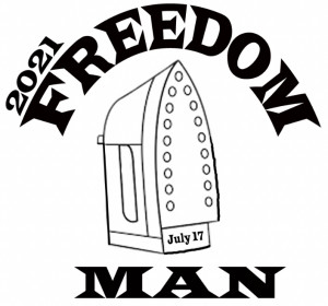 The 2021 Freedom Ironman graphic