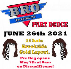 BroDown Part Deuce graphic