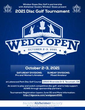 WEDG Open 2021 Sunday graphic