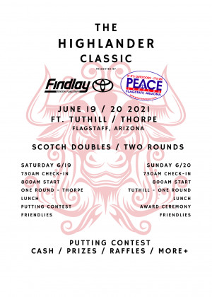 The Highlander Classic graphic