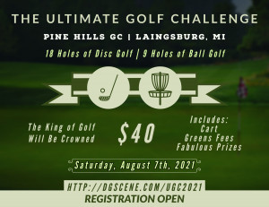 The Ultimate Golf Challenge graphic