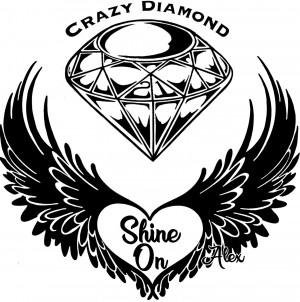 Crazy Diamond graphic