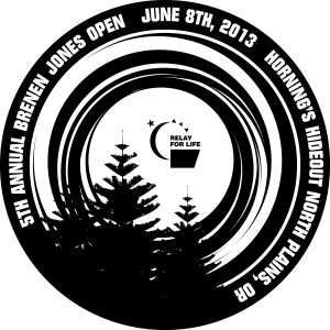 5th Annual Brenen Jones Open graphic