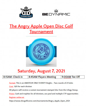 Angry Apple Open graphic