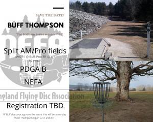 Buff Thompson - Return of the Stidham Series graphic