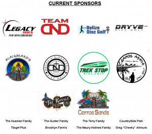 2nd Annual Battle for Cayo Presented by Legacy Discs, Prodigy Discs and Dryve Disc Golf graphic