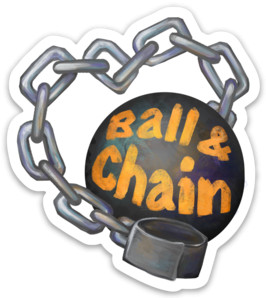 Inaugural Debary Ball & Chains graphic