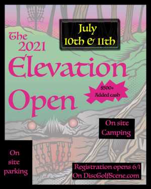 The Elevation Open graphic