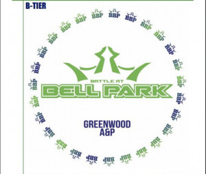 13th Annual Battle at Bell Park presented by Dynamic Discs graphic