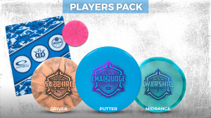 Jasper Trilogy Challenge presented by Dynamic Discs Iron City graphic