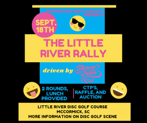 The Little River Rally- driven by Throw Pink graphic