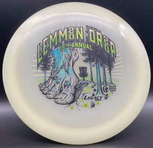 15th Annual Lemmon drop 2021 presented by Legacy Discs and Moon Smoke Shop graphic