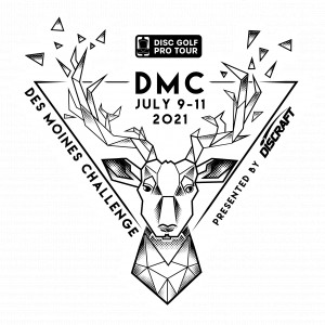 DGPT - Des Moines Challenge Presented by Discraft graphic