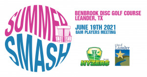 Benbrook Summer Smash 2021 graphic
