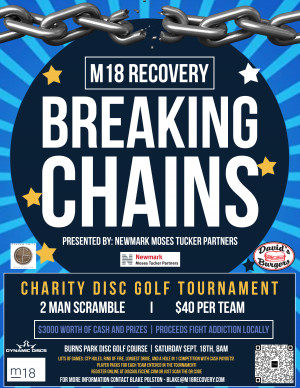 Breaking Chains - Inaugural Fundraiser graphic