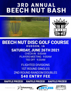 3rd Annual Beech Nut Bash graphic
