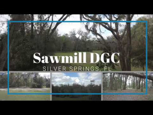 OVER 900 PDGA Rating Only @Sawmill DGC graphic