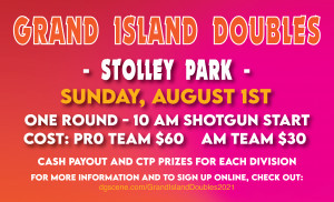 Grand Island Doubles graphic