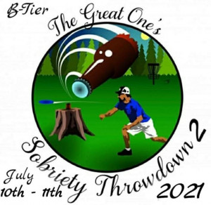 The Great One's Sobriety Throwdown #2 graphic