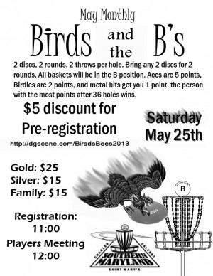 Birds and the Bs graphic