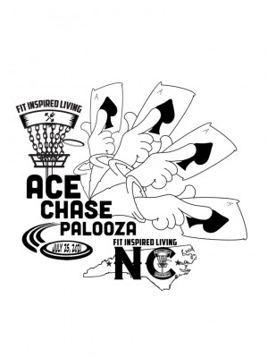 Fit Inspired Living: Ace Chase Palooza graphic