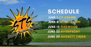 SunDog Tournament Series Week #8 - Riverfront graphic
