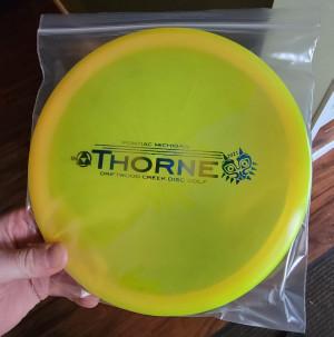 Throwdown @ the Thorne - Inaugural Tournament graphic