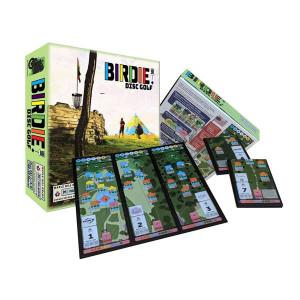 BIRDIE 2.0 DG Board Game Tournament graphic