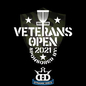 Veterans Open 2021 Sponsored by Dynamic Discs graphic