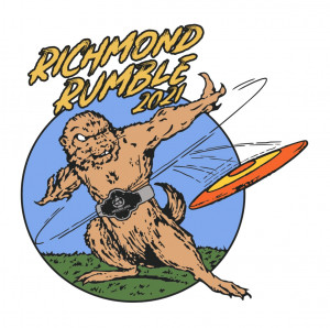 Richmond Rumble Sponsored by Westside Discs graphic