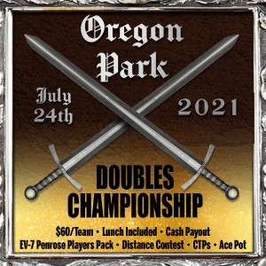 Oregon Park Doubles Championship graphic