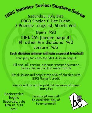 LVDG Summer Series: Swatara Soiree graphic