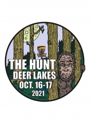 The Hunt at Deer Lakes - Presented by Innova - MPO, MP40, FPO, MA1, FA1, MA40 graphic