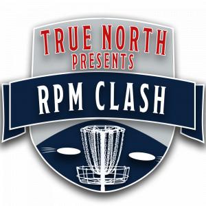 TNDG's - RPM Discs Clash Circuit graphic