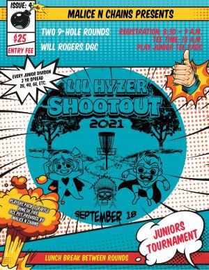Lil Hyzer Shootout 2021 graphic
