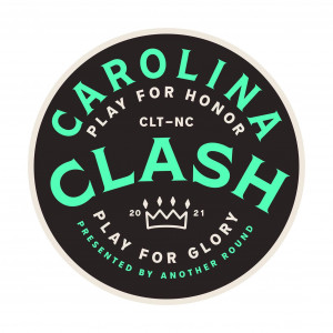 Another Round Disc Golf Presents the Carolina Clash graphic
