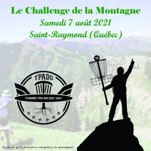 Le Challenge de la Montagne graphic