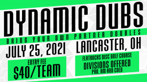 Dynamic Dubs at Flat Rocks graphic