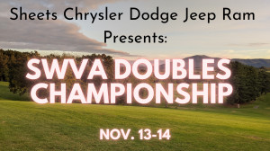 Sheets Chrysler Dodge Jeep Ram Presents: SWVA Doubles Championship Sponsored by Dynamic Discs - Mixed Doubles graphic