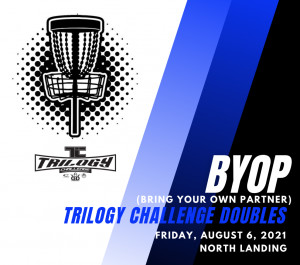 BYOP Trilogy Challenge Doubles graphic