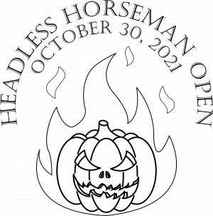 Headless Horseman Open graphic