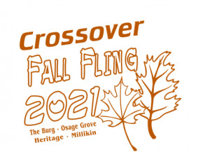 Crossover Fall Fling #1 2021 graphic