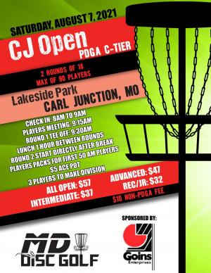 CJ Open 2021 graphic